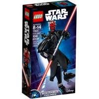КОНСТРУКТОР LEGO Constraction Star Wa Дарт Мол (75537)