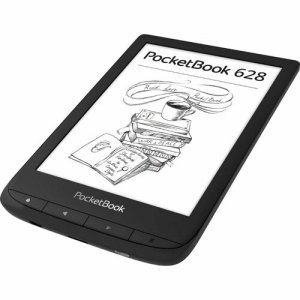 Электронная книга e-reader PocketBook 628 Black (PB628-P-CIS)