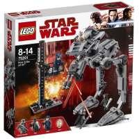 КОНСТРУКТОР LEGO Star Wars TM Вездеход AT-ST Первого Ордена (75201)