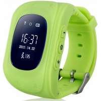 Электронные часы Wonlex Q50 Green