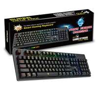 Игровая клавиатура Genius Smart RGB LED USB Scorpion (K10)