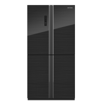 Холодильник HOFFMANN NFFD-191BG (Black)
