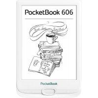 Электронная книга e-reader PocketBook 606 White (PB606-D-CIS)