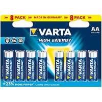 Batareyalar VARTA HIGH ENERGY 4906 AA (8)