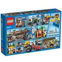 КОНСТРУКТОР LEGO City (60097) Городская площадь