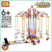 КОНСТРУКТОР LOZ Парк развлечений (2025)