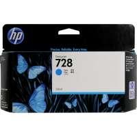 Струйный картридж HP № 728 F9J67A (Голубой)