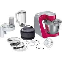 Кухонный комбайн Bosch MUM58420 (Pink / silver)