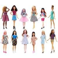 MATTEL Кукла Модница Barbie в ассортименте (FBR37)
