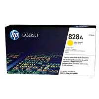 Лазерный картридж HP № 828A CF364A (Желтый)