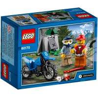 KONSTRUKTOR LEGO City Police (60170)