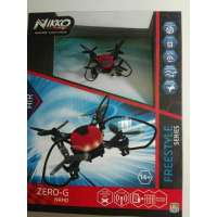 ИГРА TOY STATE Квадрокоптер Nikko Zero G Nano AIR Freestyle (22621)