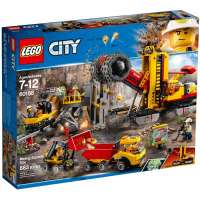 KONSTRUKTOR LEGO City Mining (60188)