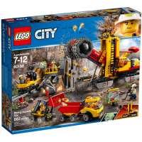 КОНСТРУКТОР LEGO City Mining Шахта (60188)