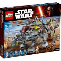kupit-КОНСТРУКТОР LEGO Star Wars (75157) Шагоход капитана Рекса-v-baku-v-azerbaycane