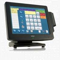 """kupit-POS-Терминал Posiflex KS-6812  12"""" touch terminal  (KS-6812)-v-baku-v-azerbaycane"""
