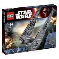 kupit-КОНСТРУКТОР LEGO Star Wars 75104 Командный шаттл Кайло Рена-v-baku-v-azerbaycane