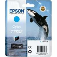 Картридж Epson T760 SC-P600 Cyan (C13T76024010)