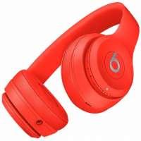 Беспроводные наушники Beats Solo 3 Wireless Red