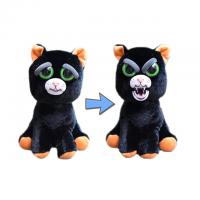 Yumşaq oyuncaq Feisty Pets Caddy Colorful Change Face (FP20 Caddy)