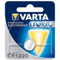 Batareyalar VARTA CR1220