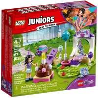 КОНСТРУКТОР LEGO Juniors Вечеринка Эммы для питомцев (10748)