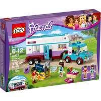kupit-КОНСТРУКТОР LEGO Friends (41125) Ветеринарный трейлер для лошади-v-baku-v-azerbaycane