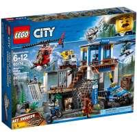 КОНСТРУКТОР LEGO City Police Полицейский участок в горах (60174)