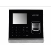Терминал доступа Hikvision с Fingerprint, кардридером Mifare (DS-K1T201MF)