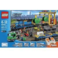 КОНСТРУКТОР LEGO City (60052) Грузовой поезд