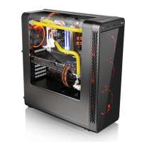 Компьютерный корпус Thermaltake View 27/Black/Win/SGCC (CA-1G7-00M1WN-00)