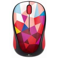 Беспроводная мышь Logitech Wireless Mouse M238 RED FACETS (910-004519)