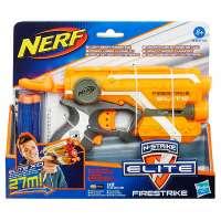 Детское оружие Hasbro Nerf Бластер Элит Файрстрайк (53378)