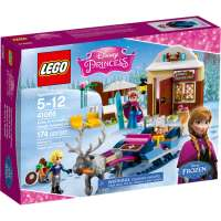 kupit-КОНСТРУКТОР LEGO Disney Princess (41066) Анна и Кристоф в санях-v-baku-v-azerbaycane