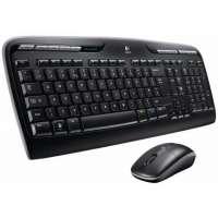 Siçan ilə klaviatura Logitech Wireless Combo MK330
