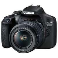 Фотоаппарат Canon EOS 2000D 18-55 kit