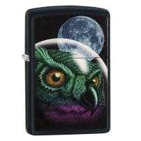 Зажигалка Zippo Space Owl