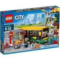Конструктор Lego Bus Station (60154)