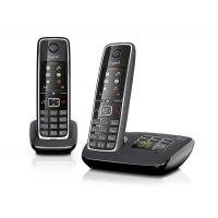 Домашний телефон Gigaset C530A DUO (Black)