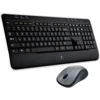 Клавиатура с мышью Logitech Wireless Combo MK520