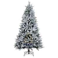 kupit-Елка Royal Christmas Melbourne  flock-hinged (1.8 metr)-v-baku-v-azerbaycane