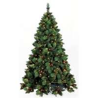 kupit-Елка Royal Christmas Phoenix PP/PVC PREMIUM WARM LED(2.10metr)-v-baku-v-azerbaycane