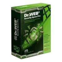 Antiviruslar Dr.Web Security Space Pro Box (2PC/2 year) (BFW-W24-0002-1)