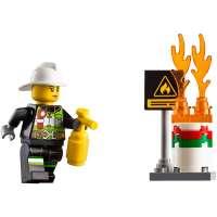 KONSTRUKTOR LEGO City Fire (60107)