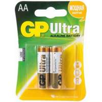 Batareyalar GP battery Ultra Alkaline AA(2) 15AU-2UE2