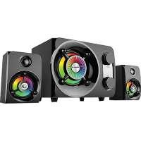 Akustik sistem 2,1 Rampage 25 Вт Bluetooth + USB SD FM (RMS-G8)