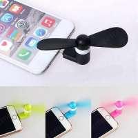 Вентилятор для iPhone и Samsung