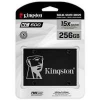 Внутренний SSD Kingston 256G SSD KC600 SATA3 2.5