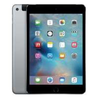 Планшет Apple iPad Mini 4: Wi-Fi + Cellular 128GB - Space Grey (MK762RK/A)