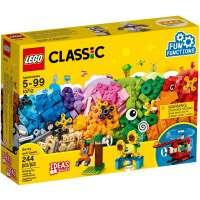 КОНСТРУКТОР LEGO Classic Кубики и механизмы (10712)